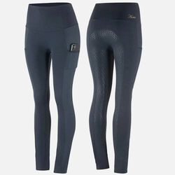 Horze Mathilde Women's Functional Silicone Full Seat Tights