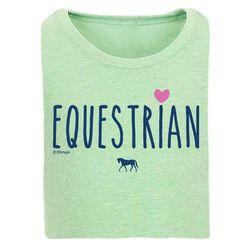 Stirrups Equestrian Kids' Short Sleeve Tee