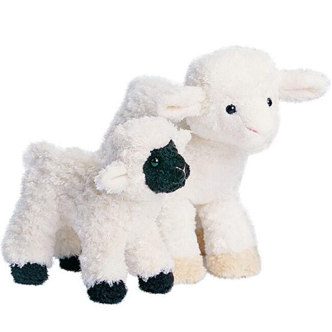 Douglas Clementine Lamb Plush Toy image number null