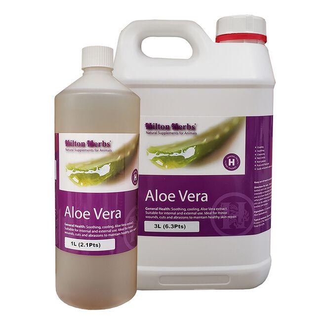 Hilton Herbs 2:1 Aloe Vera Juice image number null