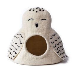 Dharma Dog Karma Cat Wool Snowy Owl Pet Cave