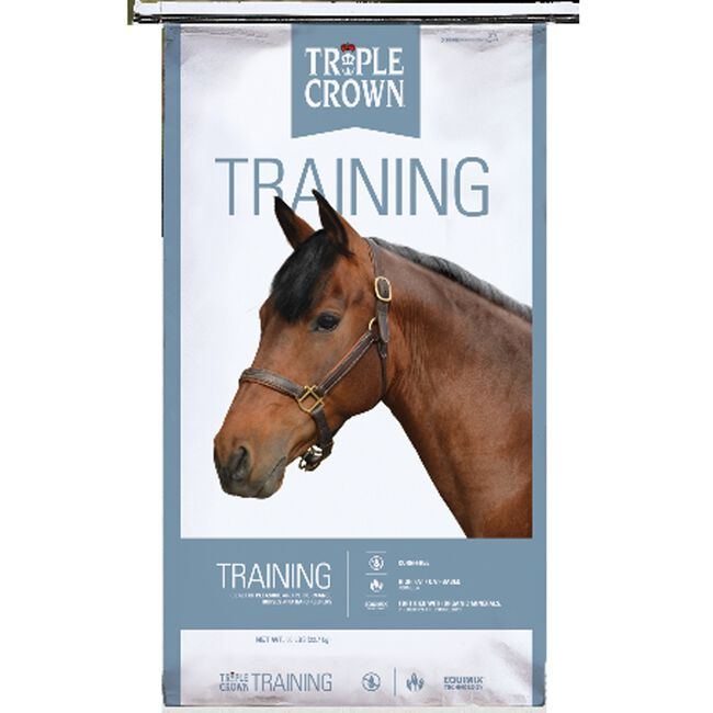 Triple Crown Training Horse Feed image number null