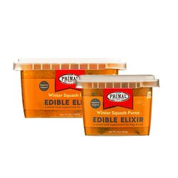 Primal Pet Foods Edible Elixirs - Digestive Support Winter Squash Puree