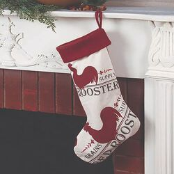 Timeless By Design Seed Bag Stocking