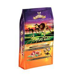 Zignature Kangaroo Small Bites Dry Dog Food - 4 lb