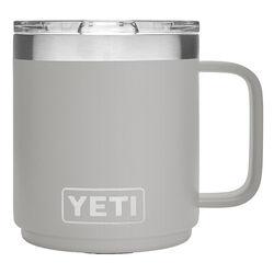 YETI Rambler 10 oz Mug, Granite