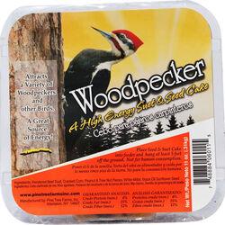 Pine Tree Farms Woodpecker Suet Cake