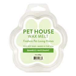 Pet House Candle Bamboo Watermint Wax Melt