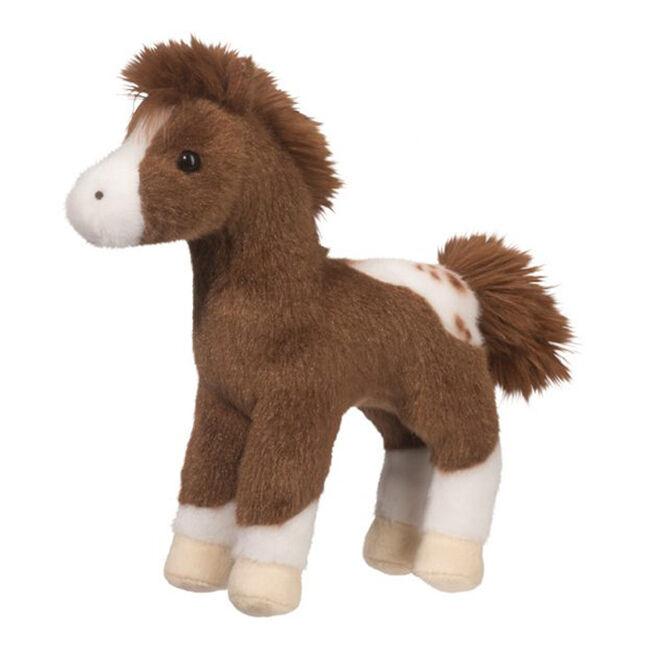 Douglas Warrior Appaloosa Horse Plush Toy image number null