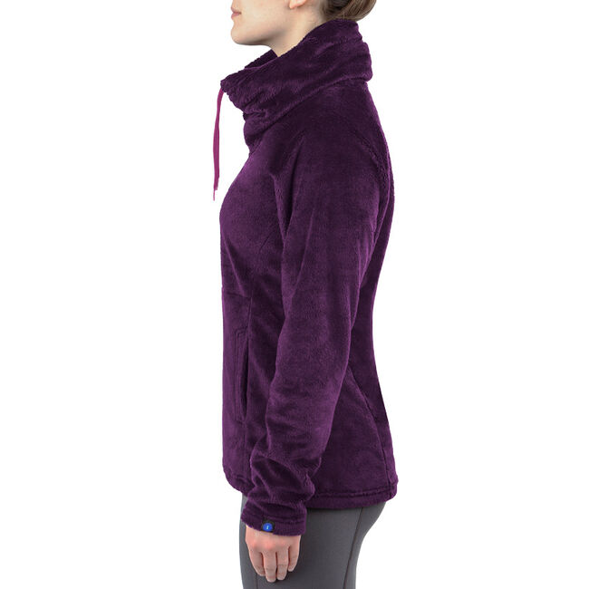 Irideon Luxen Fleece Pullover - Ice Berry image number null