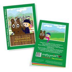 Crafty Ponies Story Book