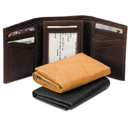 Western Express Trifold Wallet