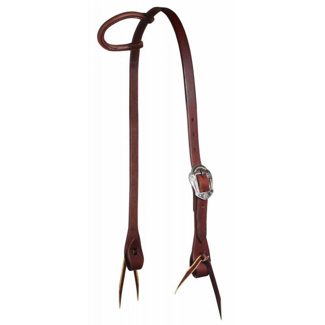 """Professional's Choice Ranch 3/4"""" Single Ear Headstall - Daisy image number null"""