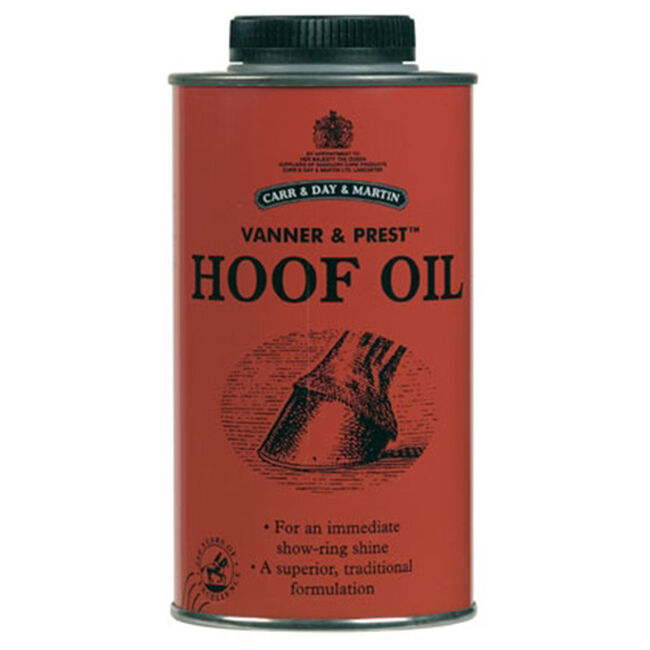 Carr & Day & Martin Vanner & Prest Hoof Oil image number null