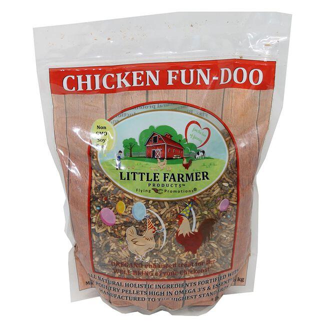 Little Farmer Chicken Fun-Doo Treats - 3lb image number null