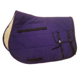 Toklat English Trail Pad with Pockets - Purple