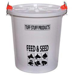 Tuff Stuff Feed/Seed Storage 7 Gallon with Lid
