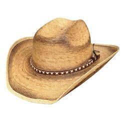 Bullhide West Texas Kids' Straw Hat