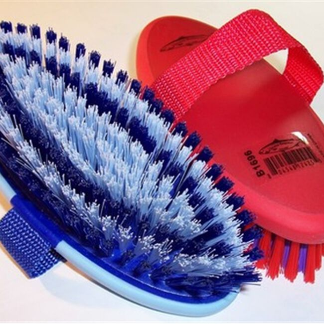 Hill Brush Company Grippee Oval Body Brush image number null