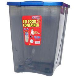 Van Ness Pet Food Container