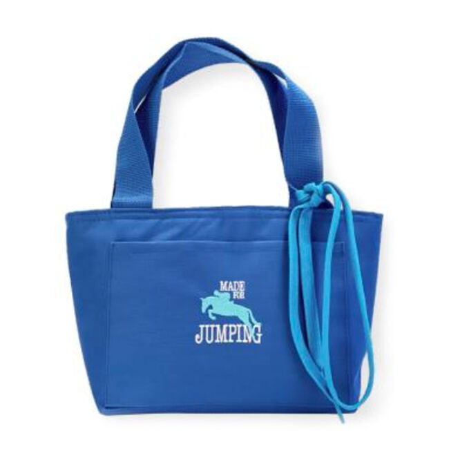 """Stirrups """"Made For Jumping"""" Lunch Tote image number null"""
