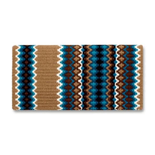 Mayatex Gemini Saddle Blanket - Indian Tan image number null