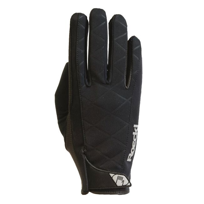 Roeckl Unisex Wattens Winter Riding Glove - Black image number null