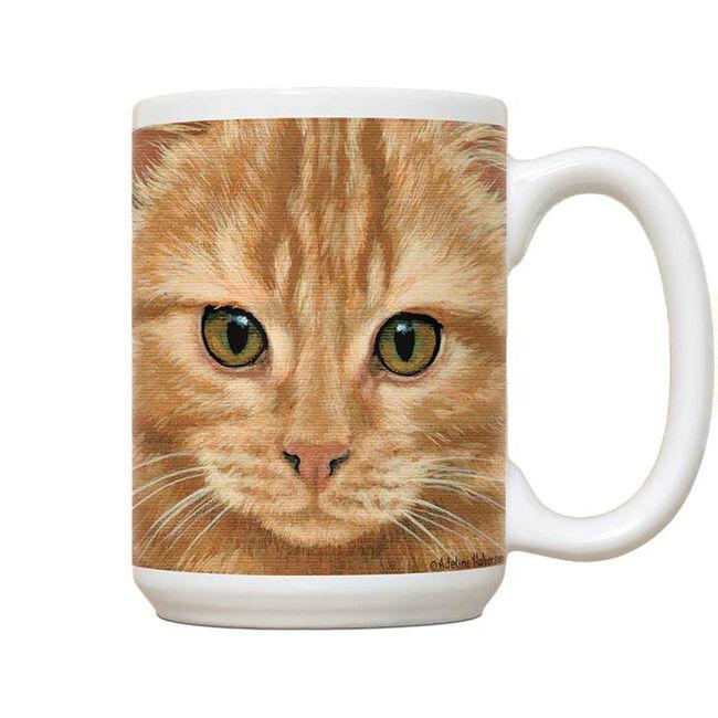 Fiddler's Elbow Orange Tabby Mug image number null
