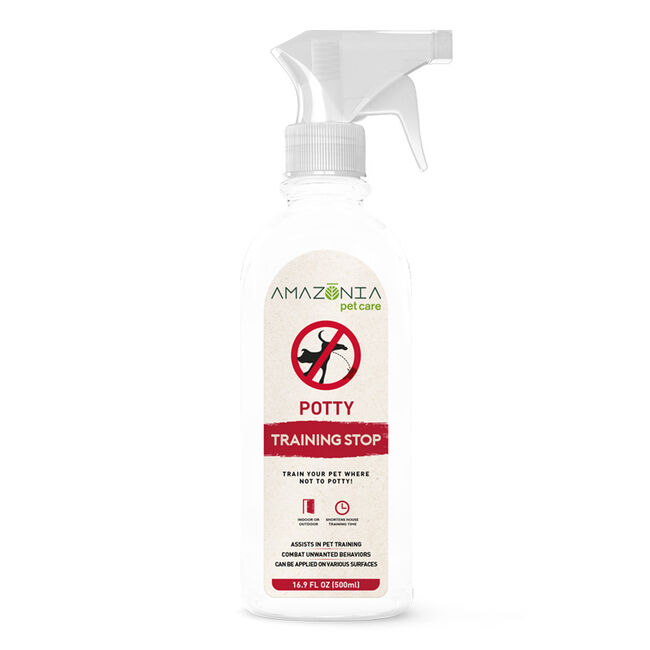 Amazonia Pet Care Potty Training Stop image number null