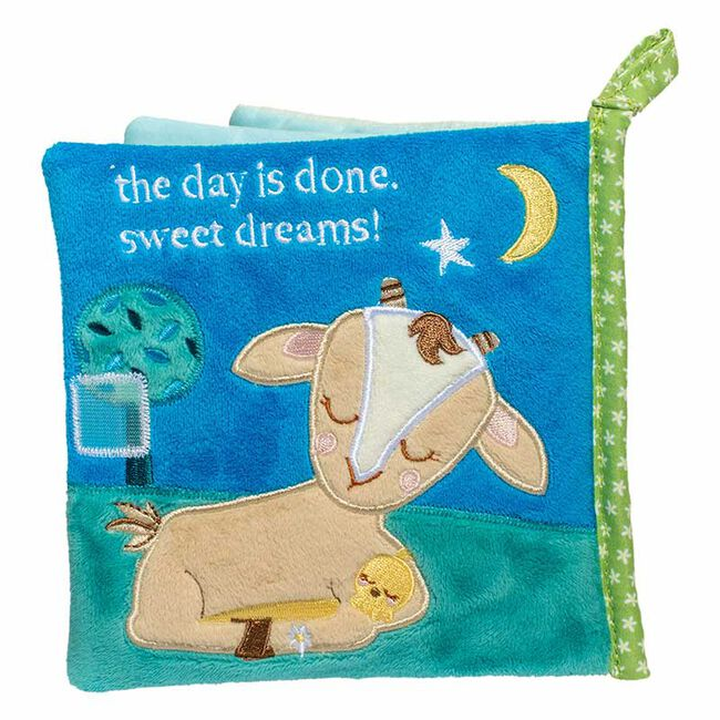 Douglas Daisy Goat Soft Activity Book image number null