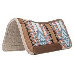 Weaver Herculon Top, Contoured Saddle Pad – Wool Felt Liner