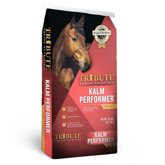 Tribute Kalm Performer Horse Feed image number null