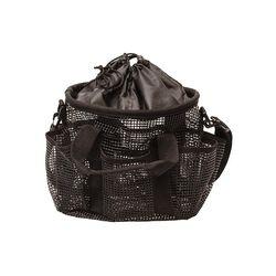 Weaver Mesh Grooming Bag