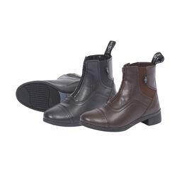 Saxon Syntovia Kids' Zip Paddock Boot