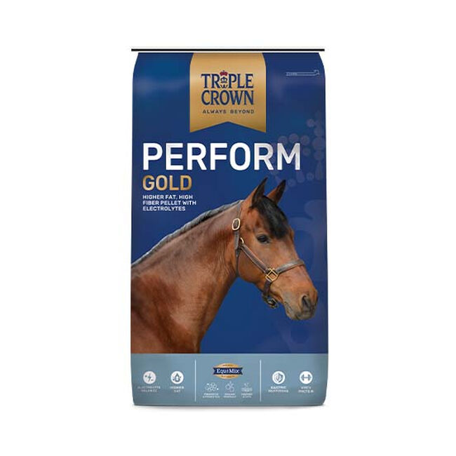 Triple Crown Performance Gold 50 lb image number null