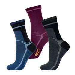 Janus Adult Wool Design Socks
