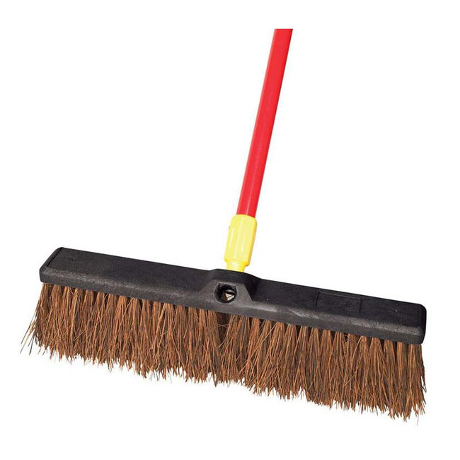 Ace Palmyra 18 inch Rough Surface Push Broom image number null