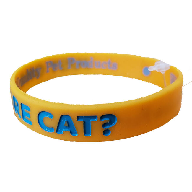 """Wild Meadow Farms Fur Baby Bands """"""""Just One More Cat?"""""""""""" image number null"""