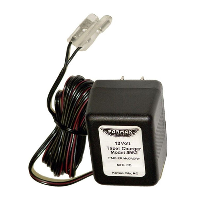Baygard 12 Volt Taper Charger for 12 Volt Gel Cell Battery image number null