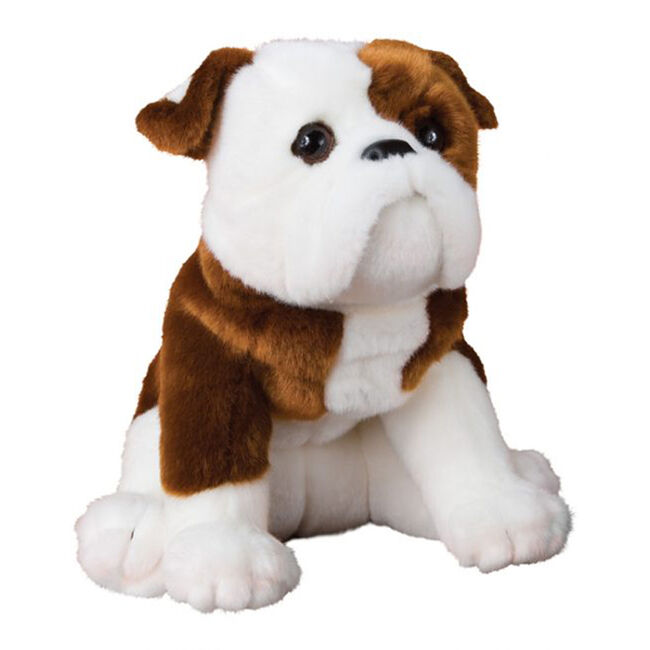 Douglas Hardy Bulldog Plush Toy image number null