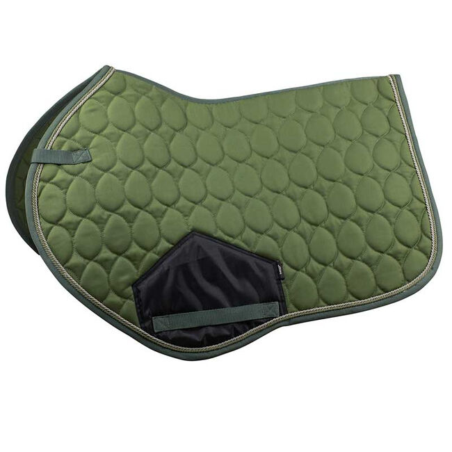 Horze Turner All Purpose Saddle Pad - Loden Green image number null