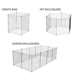 Garden Zone Multi Purpose Fence System