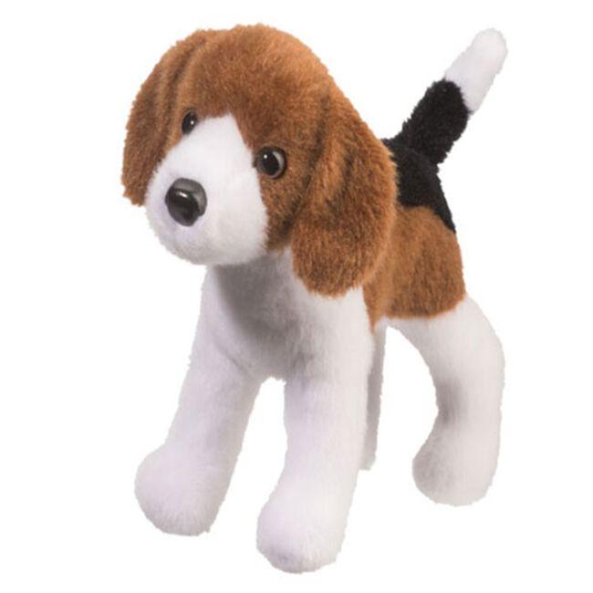 Douglas Bob Beagle Plush Toy image number null