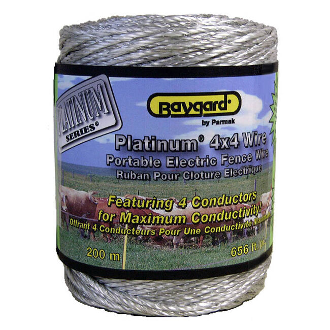 Fi-Shock 9 Strand Polywire 400 m (1320 ft) Roll image number null
