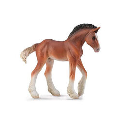 CollectA by Breyer Clydesdale Foal