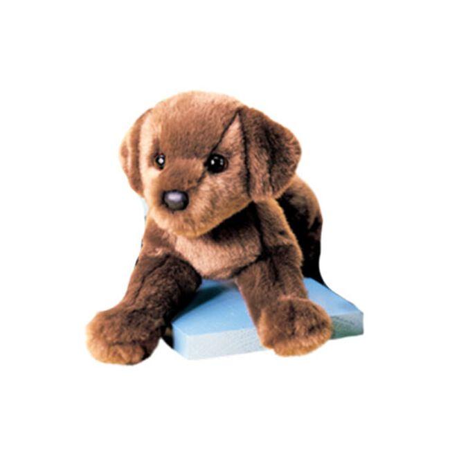 Douglas C.C. Bean Chocolate Lab Plush Toy image number null