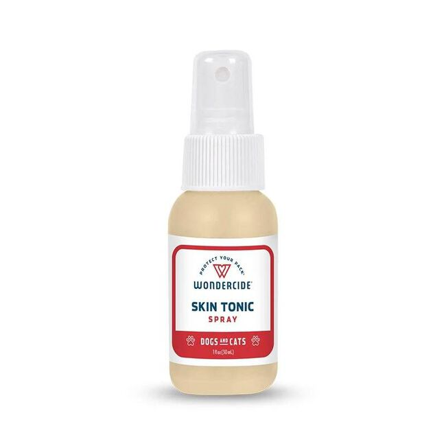 Wondercide Skin Tonic Itch Spray for Dogs and Cats image number null