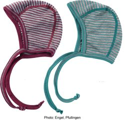 Engel Baby Bonnet - Wool/Silk Blend