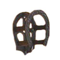 Black Horseshoe Bridle Bracket