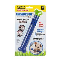 Bulbhead Chewbrush for Dogs